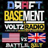 The Basement Voltz Radio   USA vs. UK Battle Set