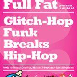 Full Fat - Lebrosk 20min Funk Mix (November 2012)