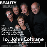 Beauty and the Beat #33 Io, John Coltrane