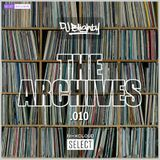 The Archives.010 // DJ Blighty LIVE 2011 // Thanks For Subscribing
