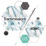 Boris - Transmissions 215 on TM Radio - 30-Jan-2018