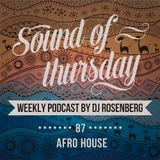 SOT #87 (Afro House)