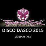 DISCO DASCO TOMORROWLAND 2015