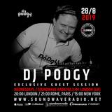 Dj Podgy guest mix - AfterDark House hosted by kLEMENZ 28/8/2019