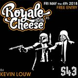 Royale with Cheese DYR Promo mix 2