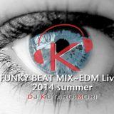 FUNKY BEAT MIX LIVE vol.2 ~EDM summer~