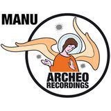 Eclectics Guest Mix by Manu•Archeo #0075 (09.08.2017)