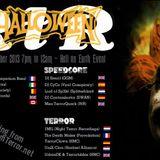 DJ Contaminator @ Rotterdam Terror Radio, Halloween Special, 31. 10. 2013