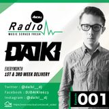 Axcell Radio Episode 001 - DAIKI