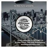 Alex Yurov - Hip-Hop Atmosphere 117 Live@Dictator Bar SPb