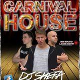 DJ STEFI-CARNIVAL HOUSE-WARMUP MIX-9/9-Tower Club-UH
