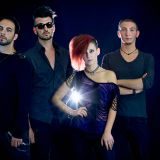 Mark Cridland Interviews Italian Rock Band, The Shiver for DCR 13th March 2014