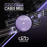 dZb 017 - Guido Cusani - Casus Belli - Original Mix / Soon on Beatport!