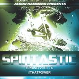 SpinTastic 2013 Spring 4 - #ThatPower