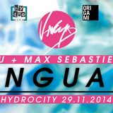 Vanguard Night @ Hydro City with Jaik Le Fou, Max Sebastien & Ivan B ( 29.11.2014 )