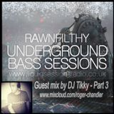 Underground Bass Sessions [ FINAL SHOW ] Guest mix by Mr. Tikky [12-12-2014]