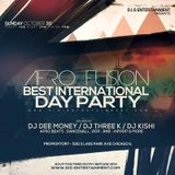 LIVE @ AFROFUSION DAY PARTY PROMONTORY  10/30/16 Part 1