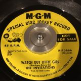 NORTHERN SOUL - WATCH OUT LITLE GIRL