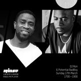 Original Junglist link up with DJ Ron and Potential BadBoy on Rinse FM