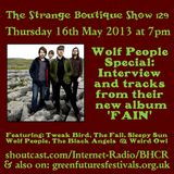 The Strange Boutique Show 129