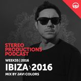WEEK35_16 Ibiza 2016 Mix by Javi Colors (ES)