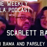 Flipside Weekly Guerilla Podcast with Scarlett Randle