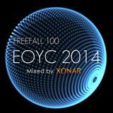 Freefall 100 (EOYC 2014)