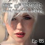 ARC OF TRANCE EP 85