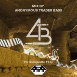 Mix by Anonymous Trader Bass for Guinguette # 1 - 08.04.2016 -