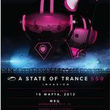 Cosmic Gate - Live @ A State of Trance  550 (Kiev, Ukraine) - 10.03.2012