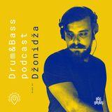 Radio Aparat Drum&Bass podcast mixed by Džonidža
