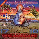 DJ Brisk Dreamscape 17 vs 18 11th March 1995