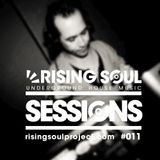 Rising Soul Sessions #011 // Guest:: Montana Cruz
