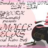 OZ@Work presents Camille Decks - B-Lunatic 22/07/12