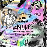 Bespoke Musik |Live| - Daniel Steinfels at Nep-Tunes Open Air, Karlsruhe, Germany [July 2018]