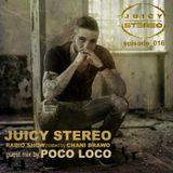 POCO LOCO - JUICY STEREO GUEST MIX