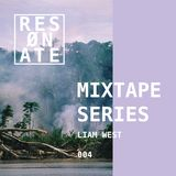 RESØNATE Mixtape Series - 004 - Liam West