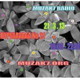Sourealaaaa No 21 @ Muzak7 Radio  21.3.13