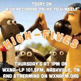 "Rick Pecoraro Talks to Himself #42 ""High Fives"" - 4/6/2017"