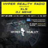 Hyper Reality Radio 045 – XLS & DJ Meke