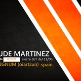 set by CLAUDE MARTINEZ cierre Matinal  del 11/06/2016 (sala LIGNUM)