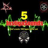 InstigaSounds V - Def's Mix 190 bpm schranz hardtechno
