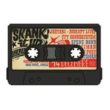 7FT soundsystem LIVE - Skank It Up promo mix [ Glazart - Paris ]