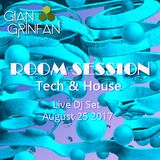 Room Session August 2017 / House & Tech House