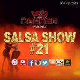 Salsashow 21 - Podcast Septiembre 2017 - Vdj Hacker