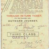 The Third Class Ticket - The Third Class Ticket Show 140515