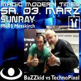 BaZZkid & TechnoPixel @ M.M.T. # 03  Live-Mix 03. März 2012