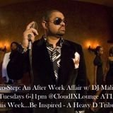 Be Inspired! A Tribute to Heavy D by DJ Malik Stone recorded 11-5-13 @CloudIXLounge ATL