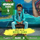 dEVOLVE Radio #7 (9/9/17) w/ Noise Cans