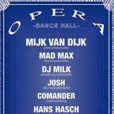 Mijk van Dijk Classic DJ Set at Opera Revival Party Leipzig, 2015-11-14